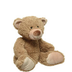 PELUCHE OURS ASSIS