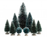 9 SAPINS LUMINEO