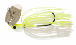 Cajun Chatterbait 14gr JC2 White and Chart