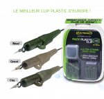 Maxi Pack Plastic Clip Weed