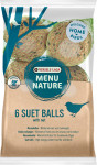 MENU NATURE 6 BOULES DE GRAISSE - 540 G